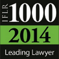 2014 - LEADING LAWYER - IFLR 1000